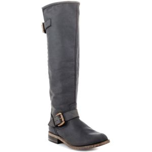 Steve Madden, Lynnx, tall leather boot